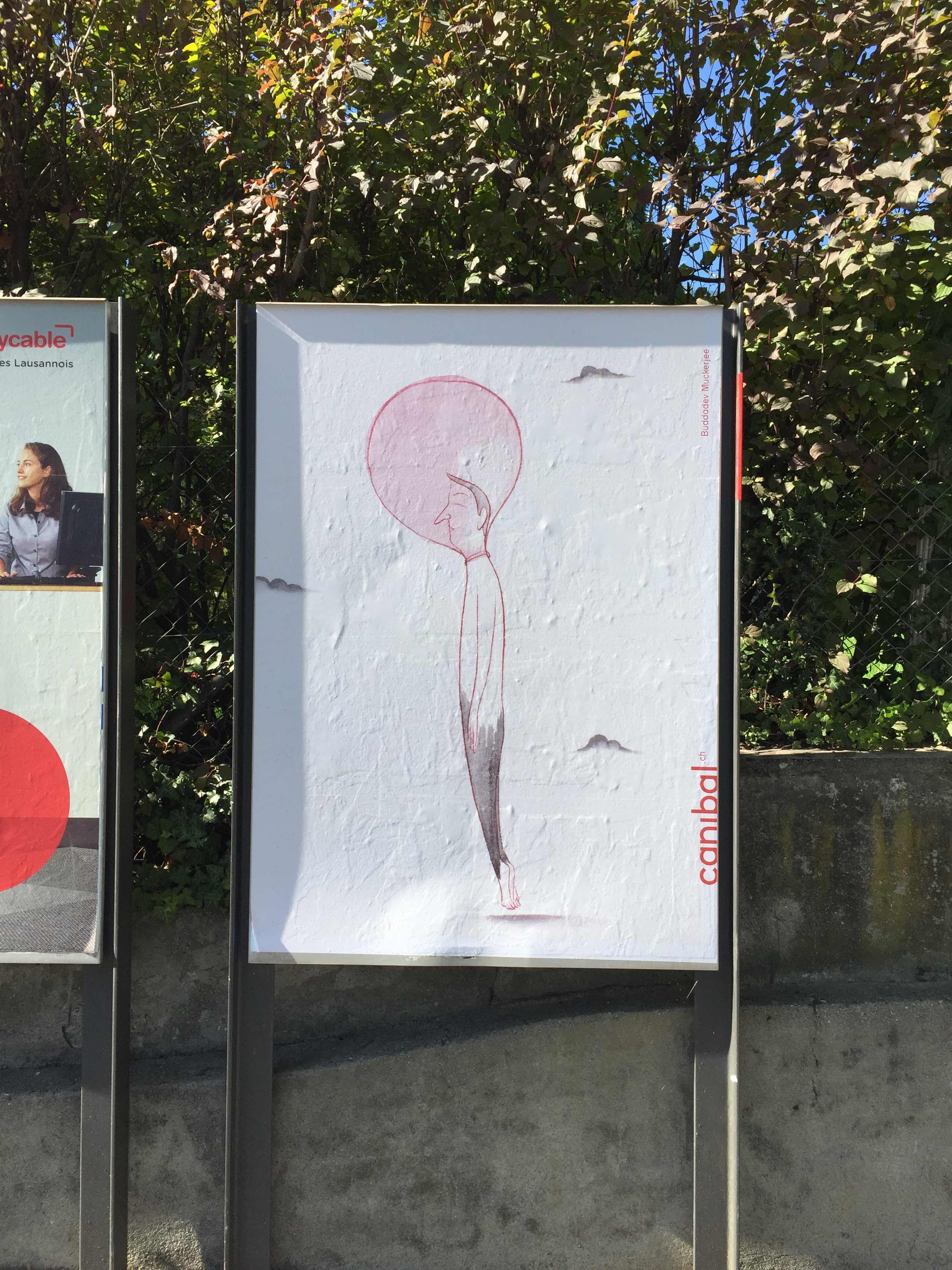 Buddhadev Mukherjee, avenue du grey 58, Lausanne-IMG_5733